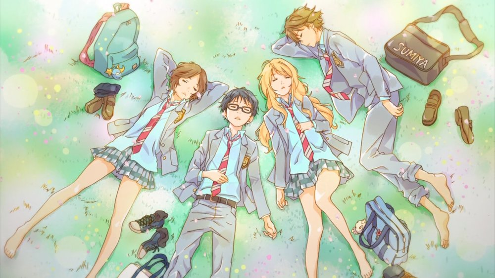 your lie in april ost playlist music classic
