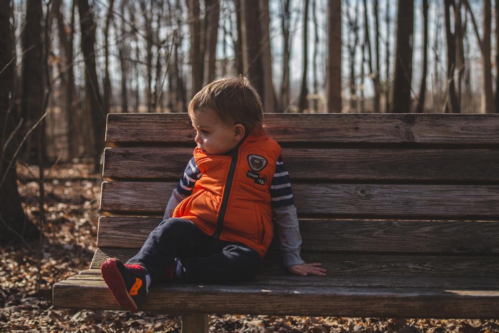 fall kids photography