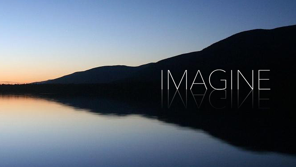 Imagine Series Slide