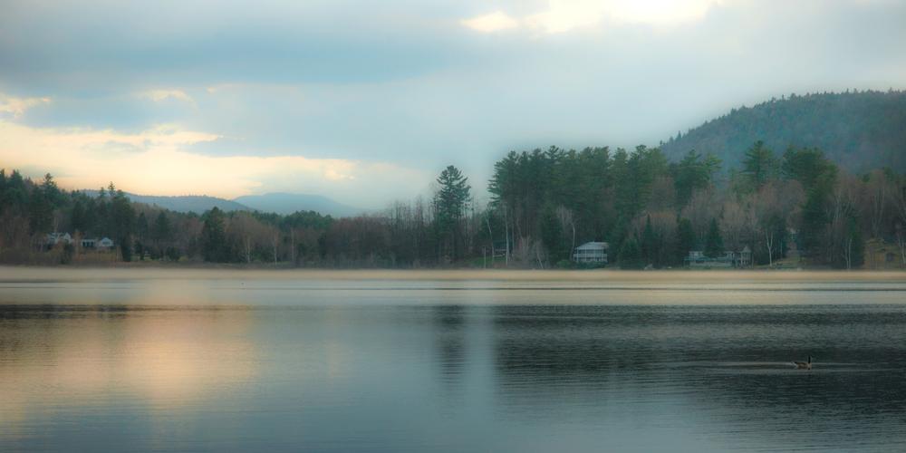 Brant Lake Panorama