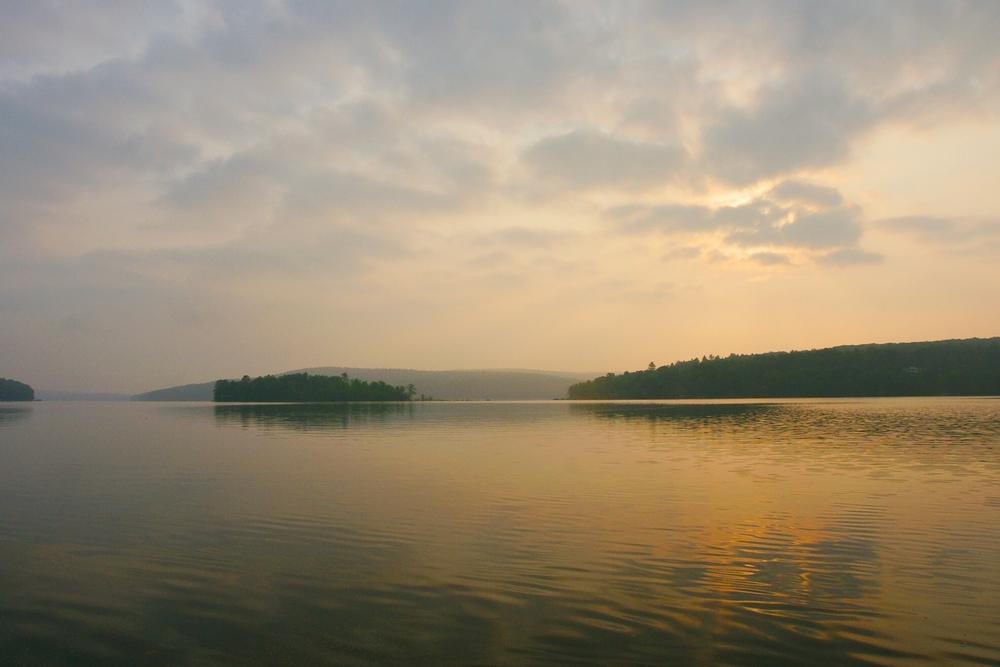 Wallenpaupack Dawn