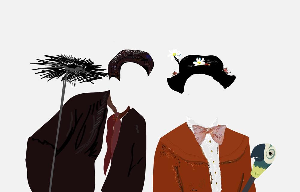 Ilustration by Elisenda Llaurado.