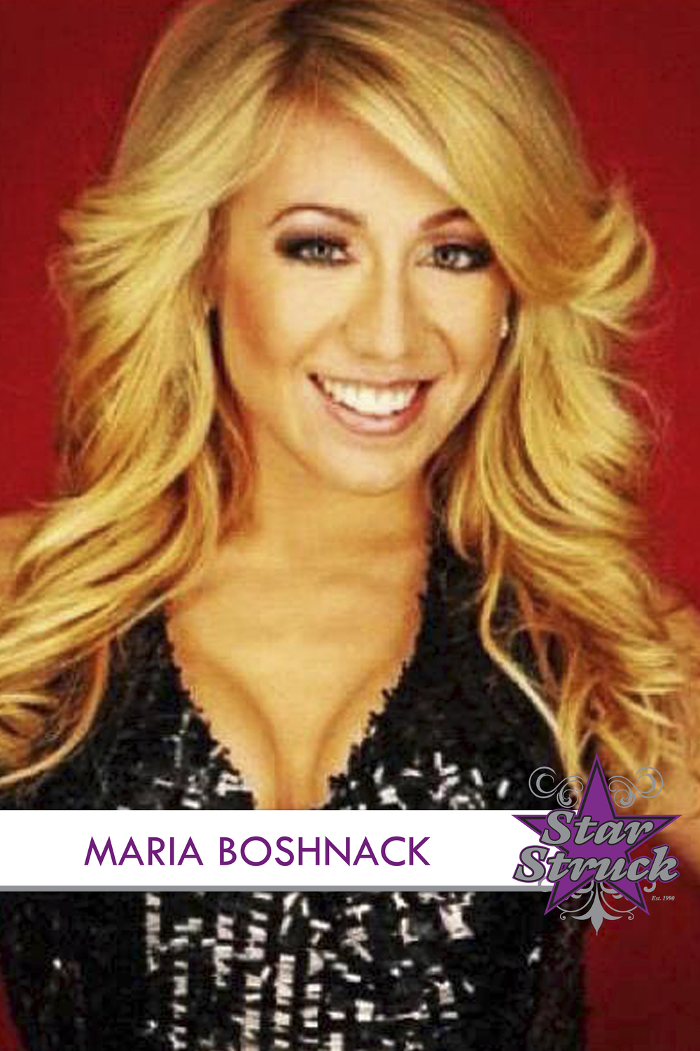 "MARIA BOSHNACK    Maria Boshnack began dancing at Star Struck 23 years ago under the instruction of Miss Gail and hasn't stopped yet! She has studied with numerous master choreographers and is trained in all aspects of dance and acrobatics. While dancing competitively, Maria was awarded many scholarships recognizing her passion and love for dance. In 2010 she competed in the Miss Staten Island Pageant and received the Performing Arts Award along with being named 3rd runner up. Maria danced professionally for the NBA as a New Jersey Nets Dancer and a Brooklynettes dancer. While working for the NBA, she had the opportunity to dance in China, Istanbul, Mexico City, and England as well as various events. Maria graduated from Hunter College in 2012 with a Bachelors Degree in English and recently obtained her Masters Degree in  Early Childhood and Special Education, grades 1-6. During the day, Maria is an eighth grade English teacher at a local middle school. She hopes to present herself as a positive role model and instill her passion for dance in all of her students. Maria feels blessed to be able to do what she loves every day, with the people she loves! ""Let us read and let us dance - two amusements that will never do any harm to the world."" -Voltaire"