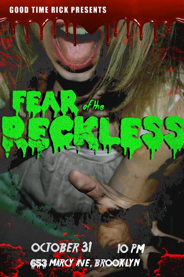 Fear of the Reckless, Halloween 2015