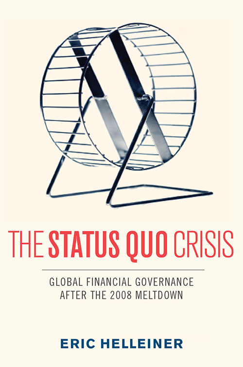 The Status Quo Crisis Book Cover Art Direction: Ciano Design