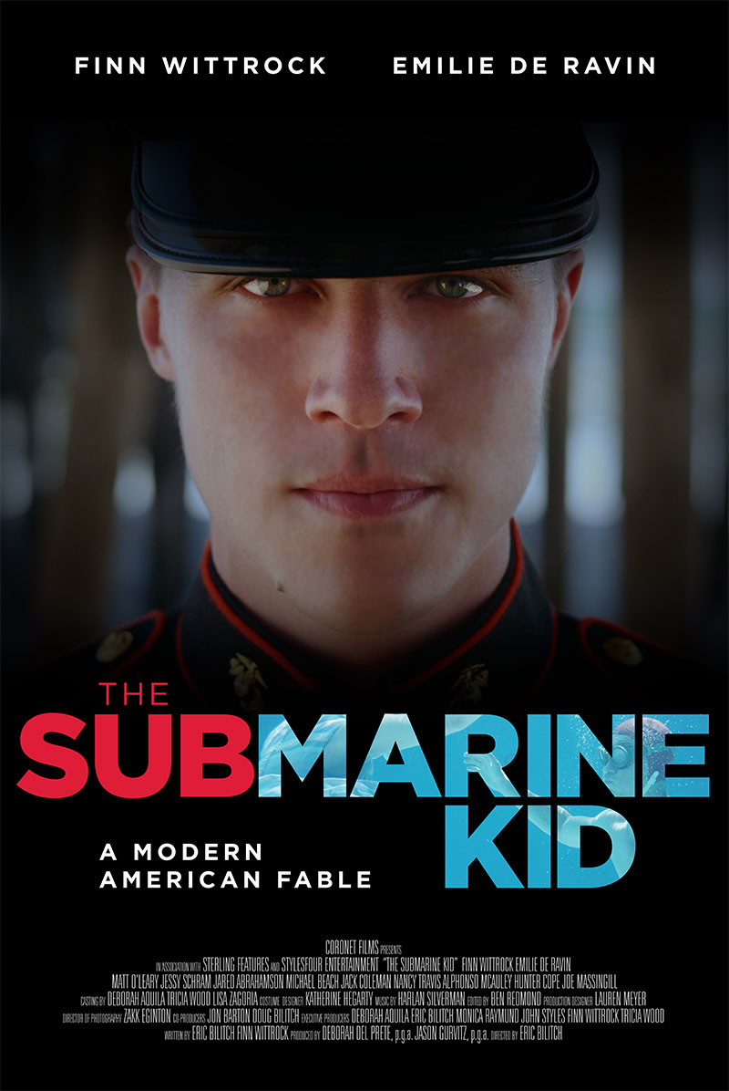 The Submarine Kid Film Poster