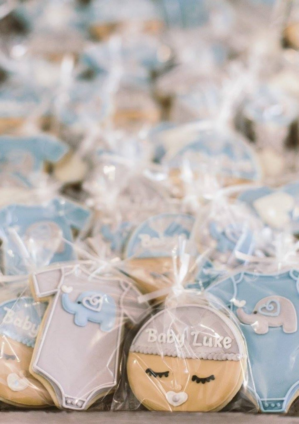 The Ultimate Baby Shower — Ritchie Hill
