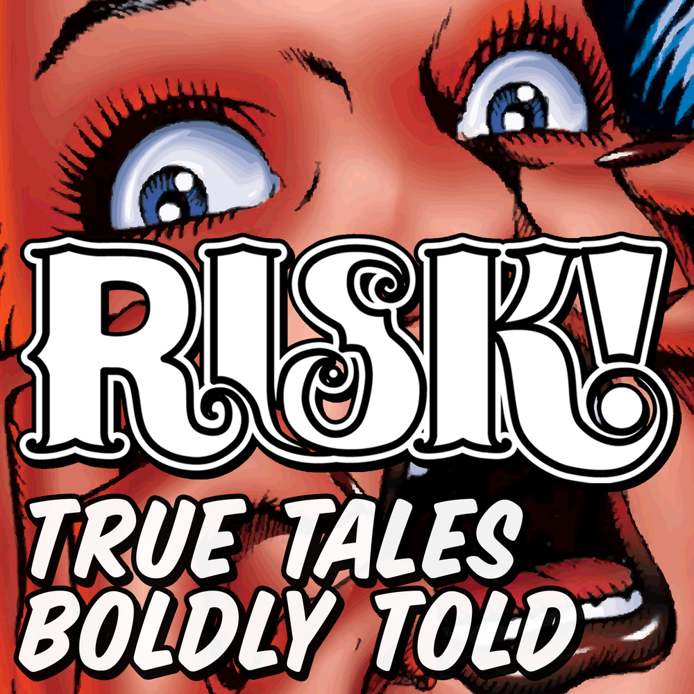 Jolenta is a frequent contributor to Kevin Allison's RISK! PODCAST and LIVE SHOW.