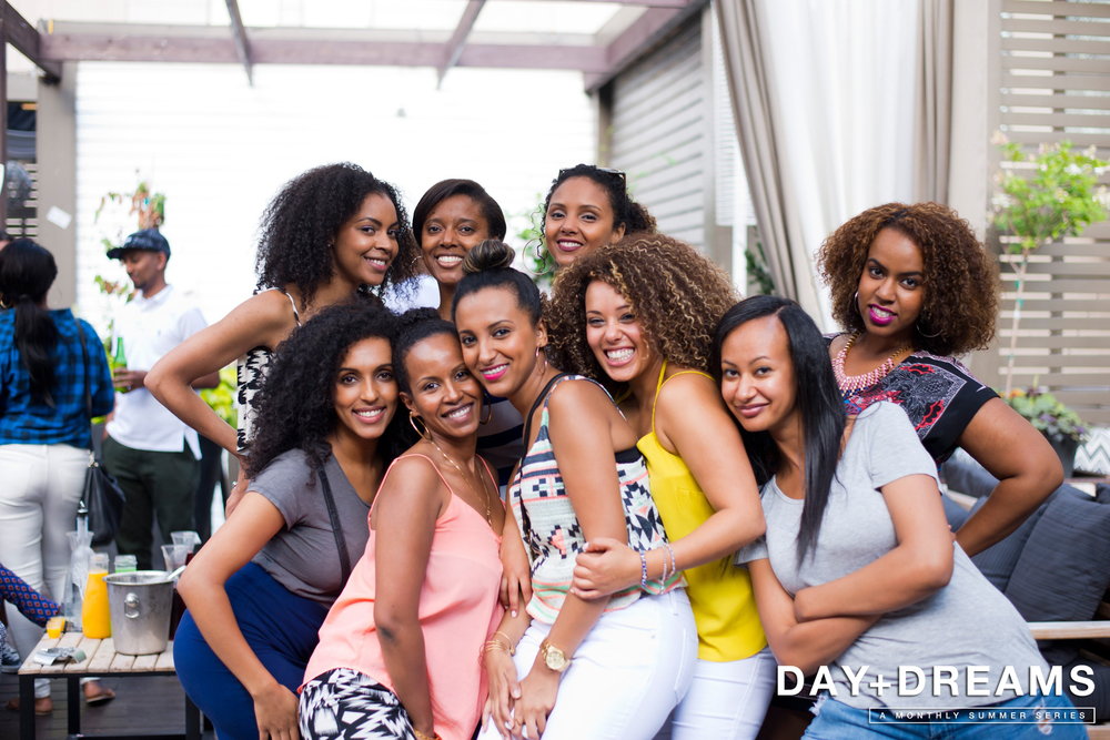 DAY+DREAMS | AUGUST The Summer Finale hosted at Maison Mercer Rooftop Terrace