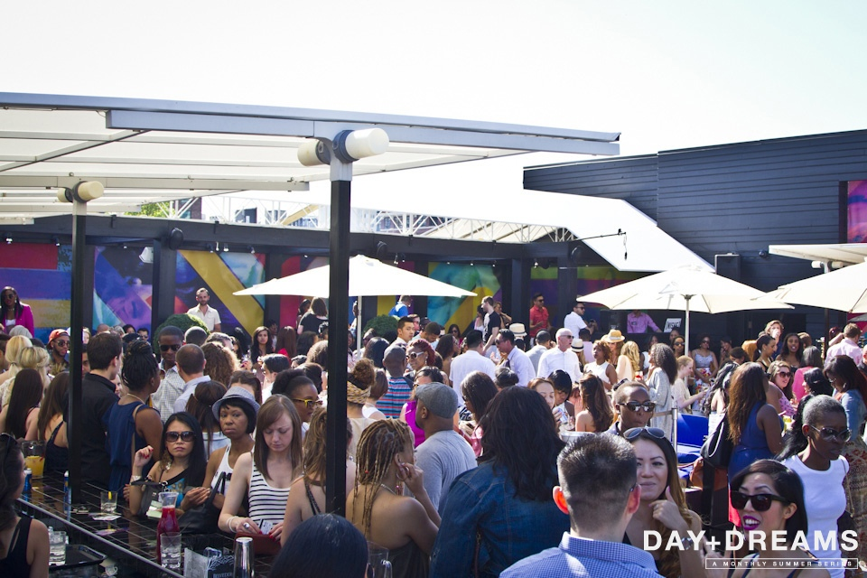 DAY+DREAMS | MAY The launch edition at CUBE Rooftop Patio