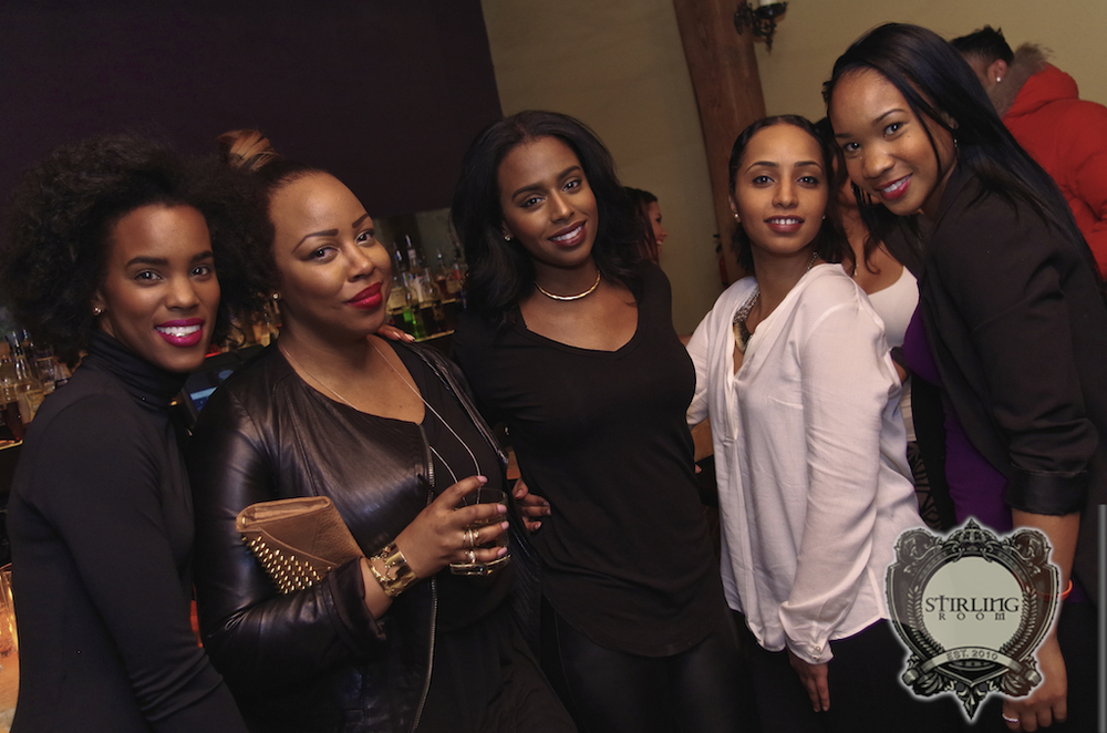 ENTREE | February 15 2015 | Stirling Room  -40 Degrees couldn't stop the party!