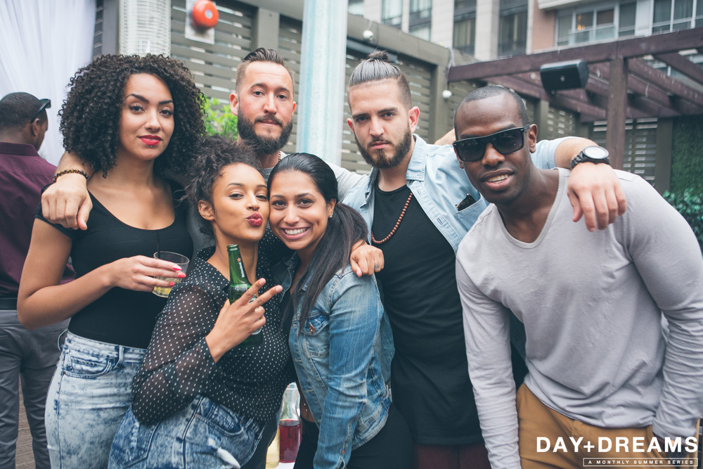 DAY DREAMS - Sunday June 7 | The cold or the rain couldn't stop the vibes!