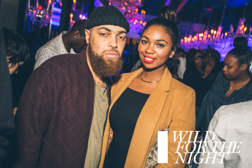 WILD FOR THE NIGHT | Saturday December 19 | Stori
