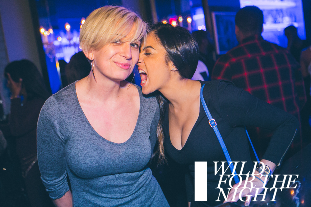 WILD FOR THE NIGHT | Saturday January 16 | Stori
