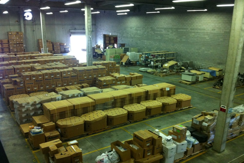 provision of medication & supplies -