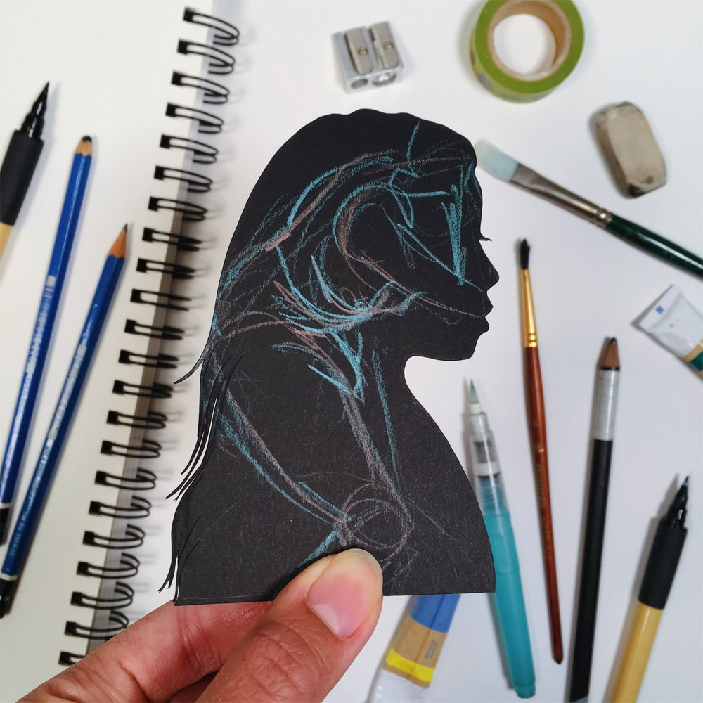 Creation and Design of Portraits of Women project - Personal Project