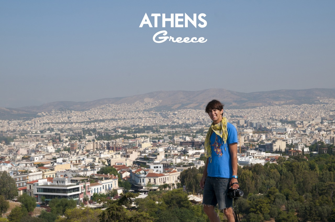 Tyler was especially excited to show me Athens. He lived there for two years before undergrad and was excited to walk me around his old neighborhood, eat his beloved gyros, and speak Greek to locals.
