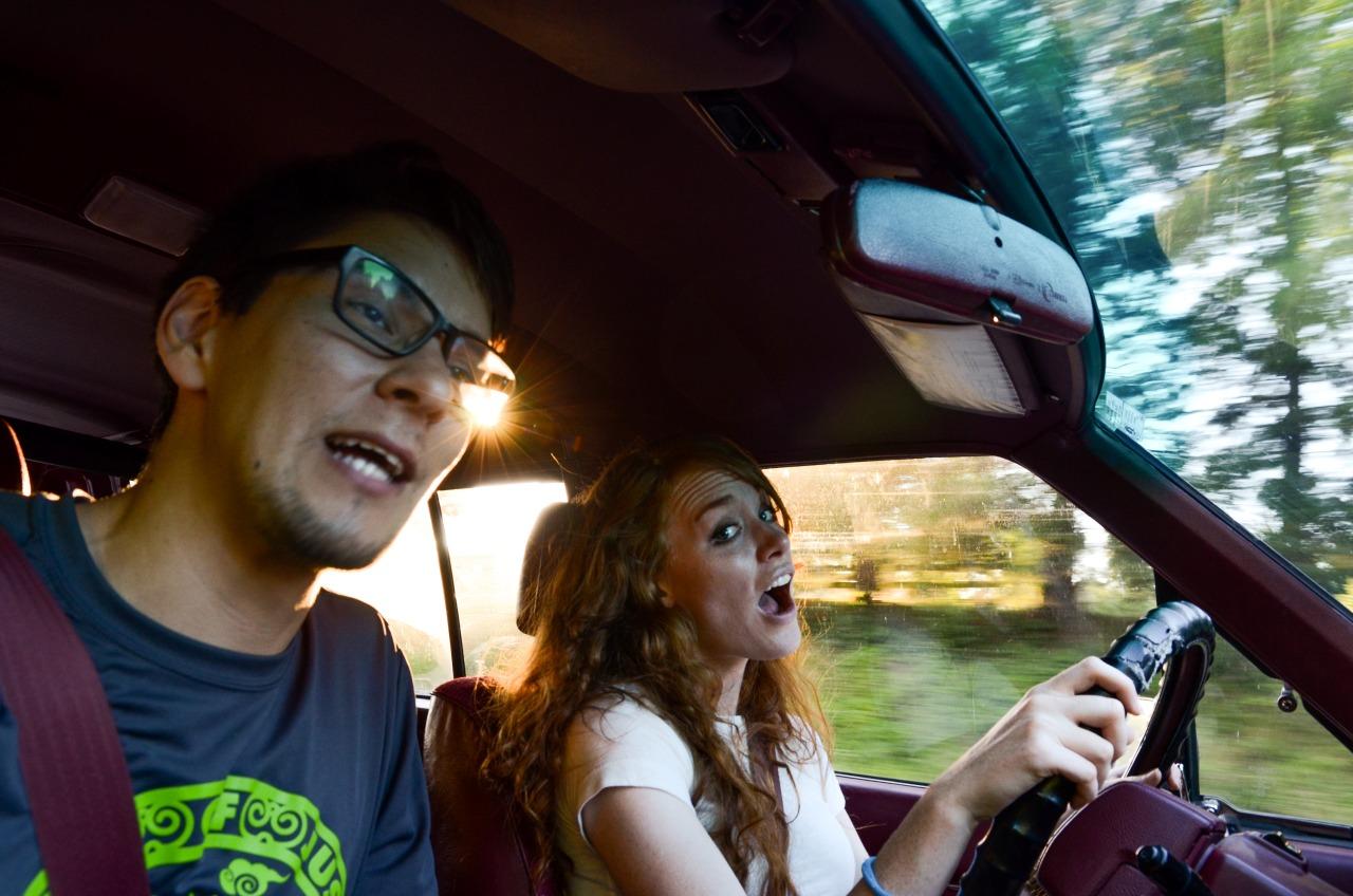 Sundeee Driving