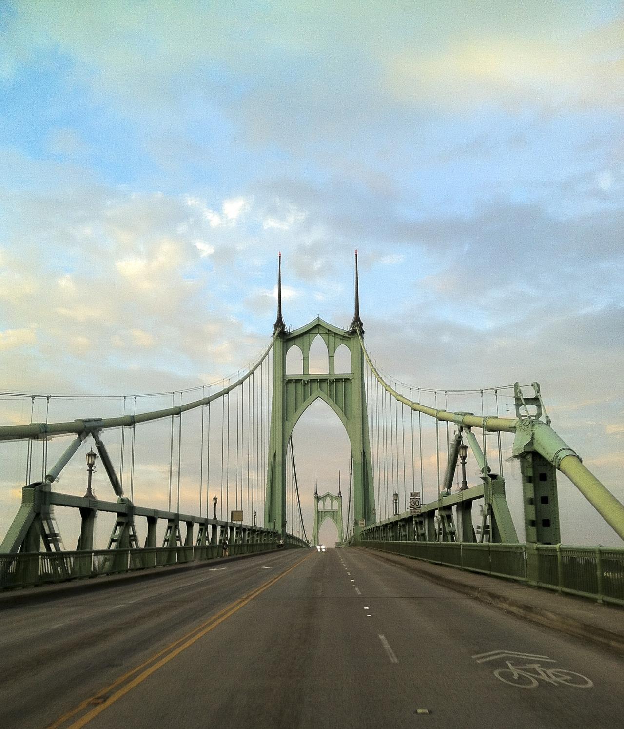 St. John's Bridge.