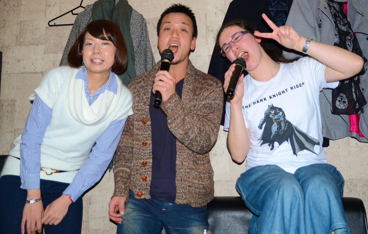 The true King and Queens of Karaoke.