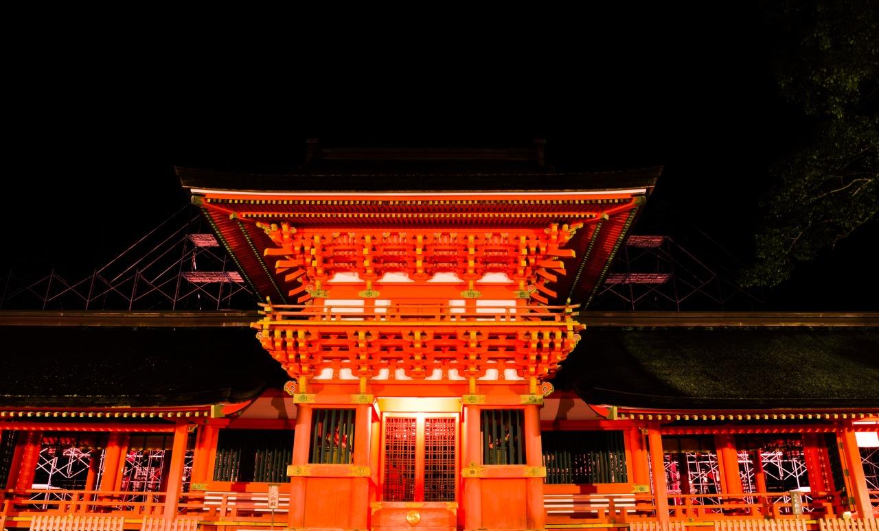 Usajingu Shrine, Oita