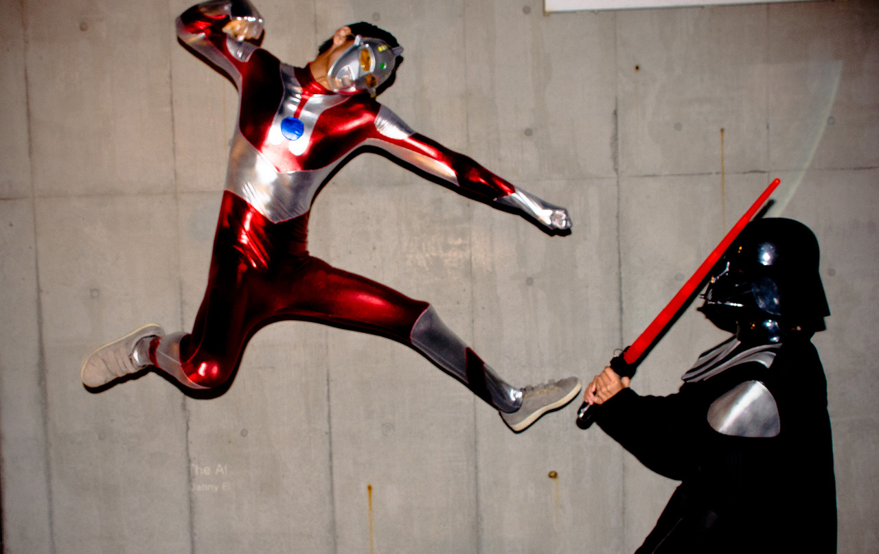 … Ultra jump!