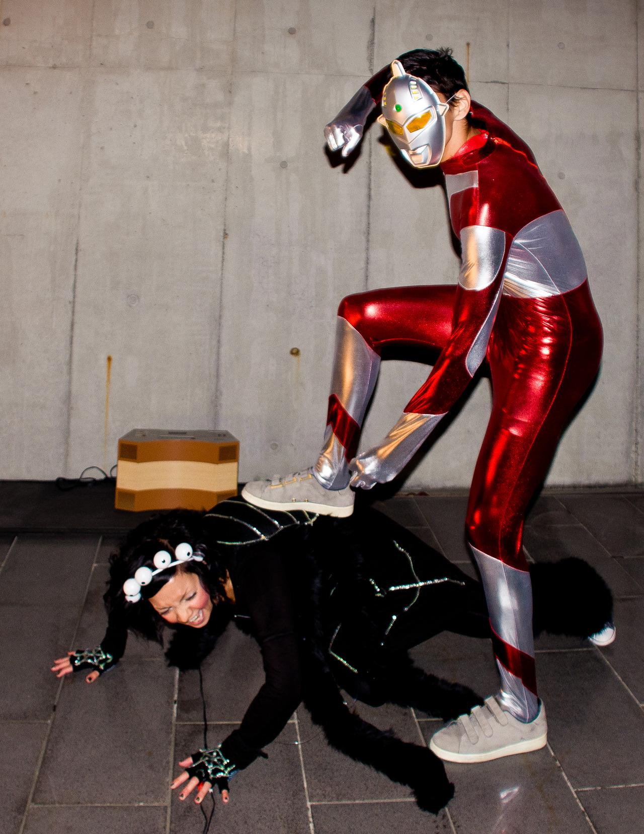 … Ultra Spider smash'd!