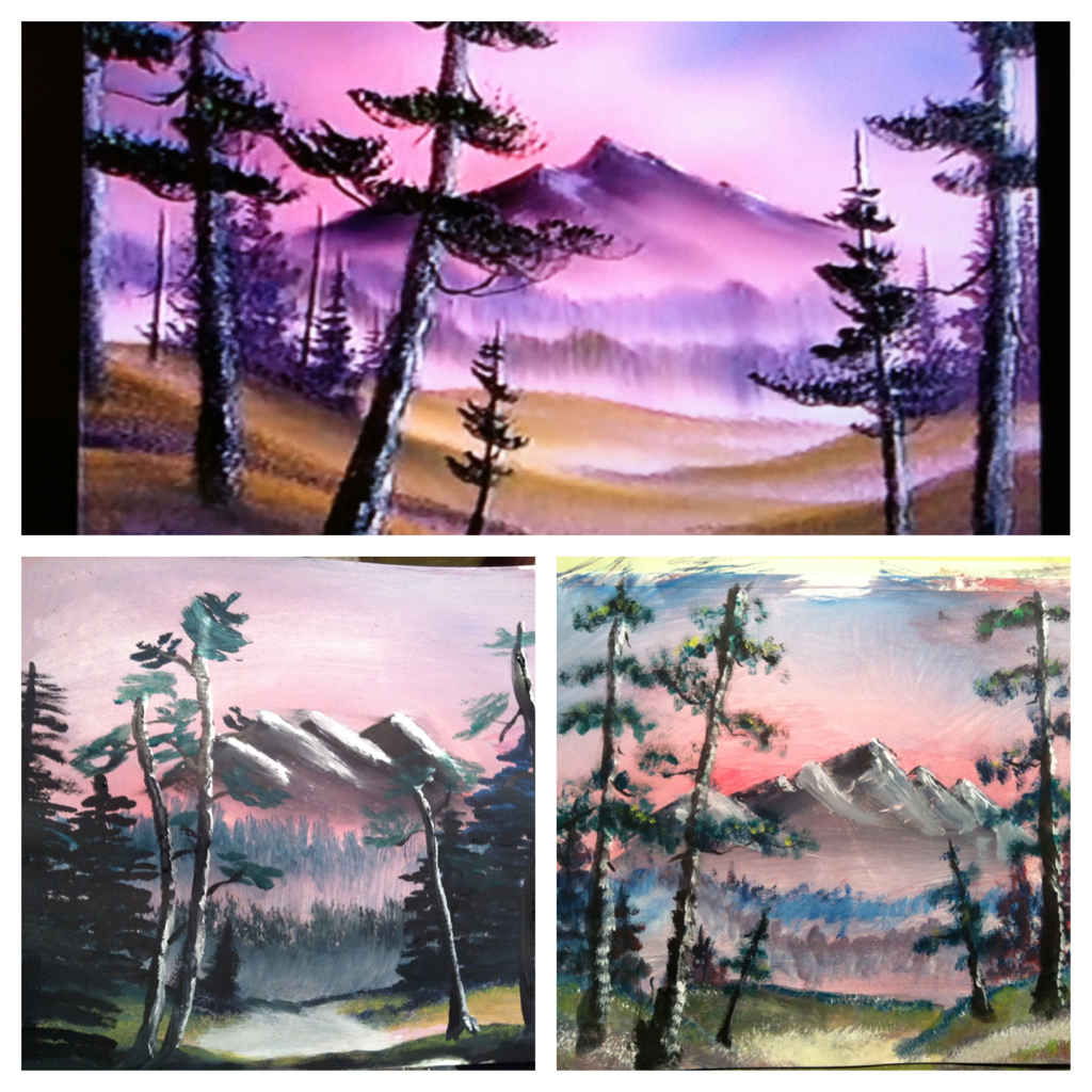 Bob Ross night #2
