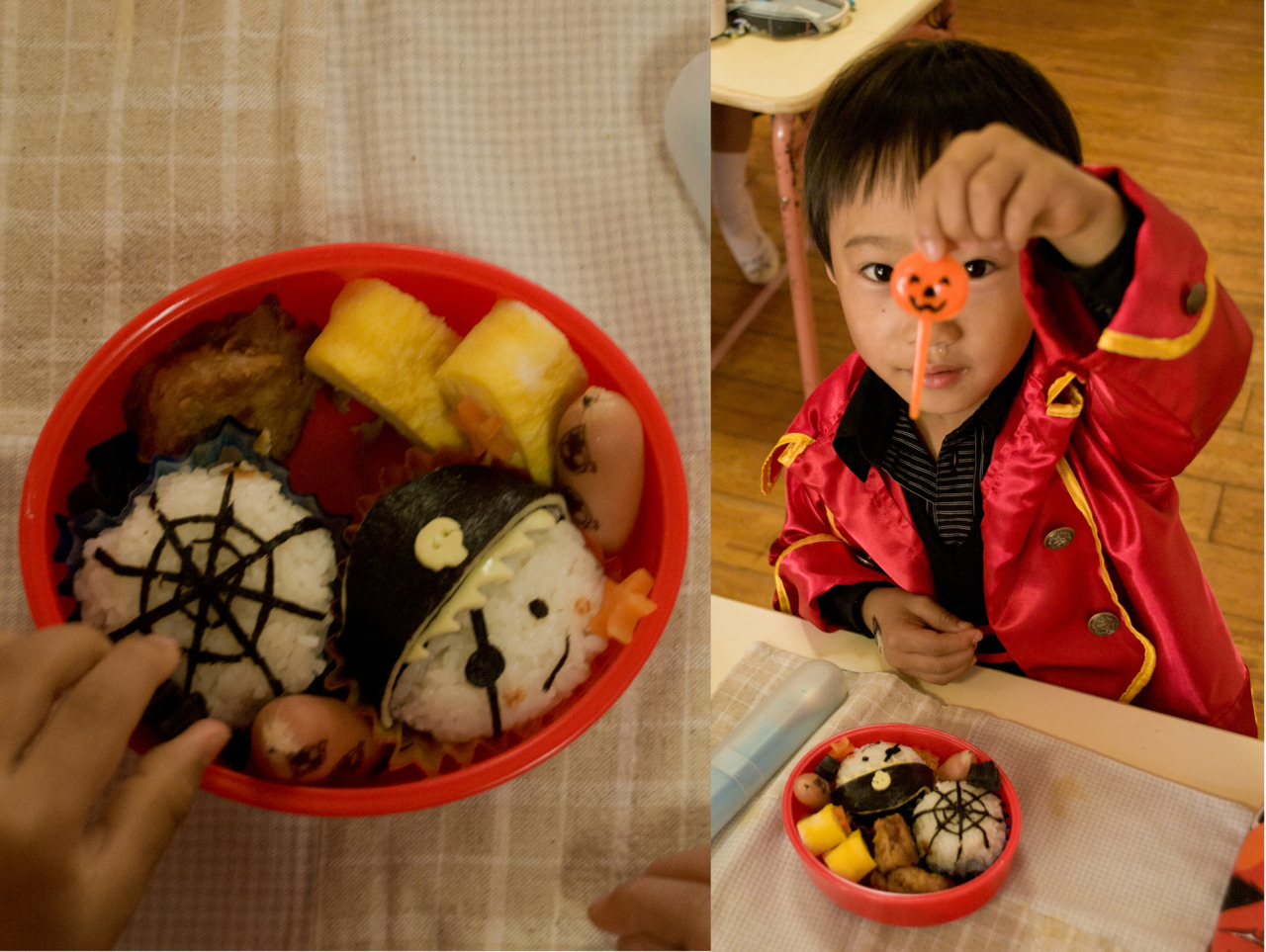 Halloween Party Bentos!