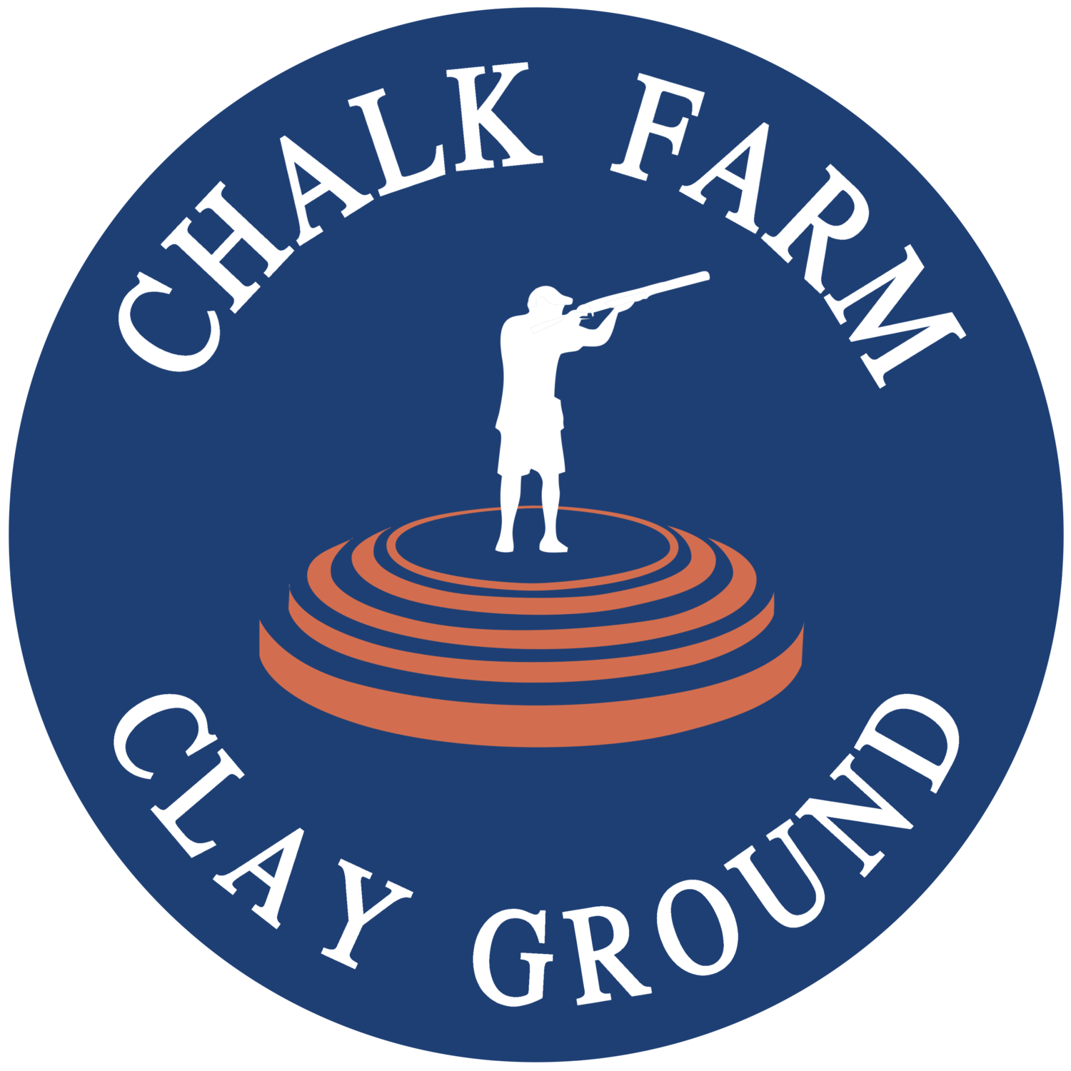 Chalk Farm Clay Ground near Kings Lynn, Norfolk