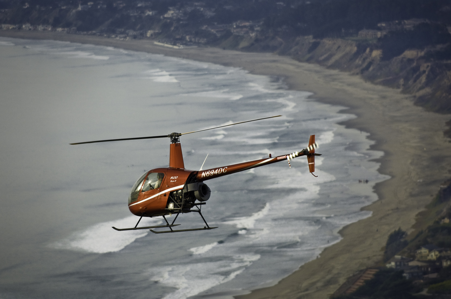 Helicopter Overspeeds - What to do! — Specialized Helicopters