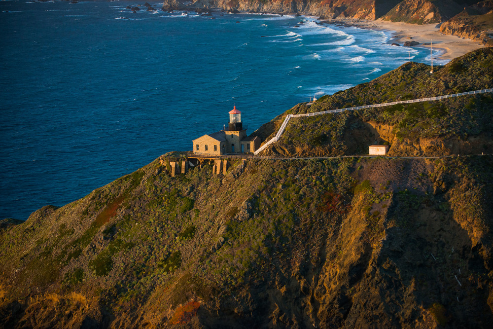 Point Sur Light House