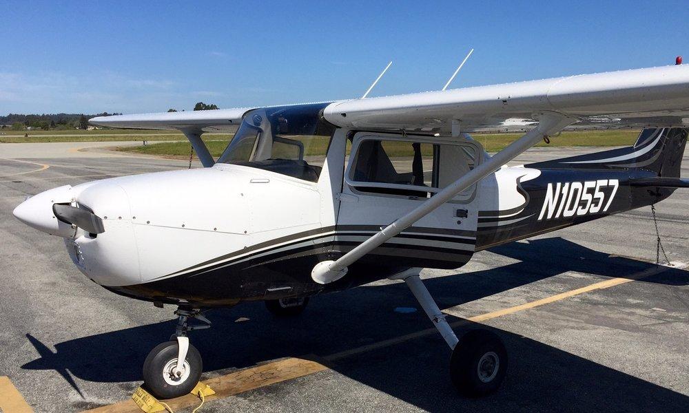 N10557 - Cessna 150   $110 Hr.