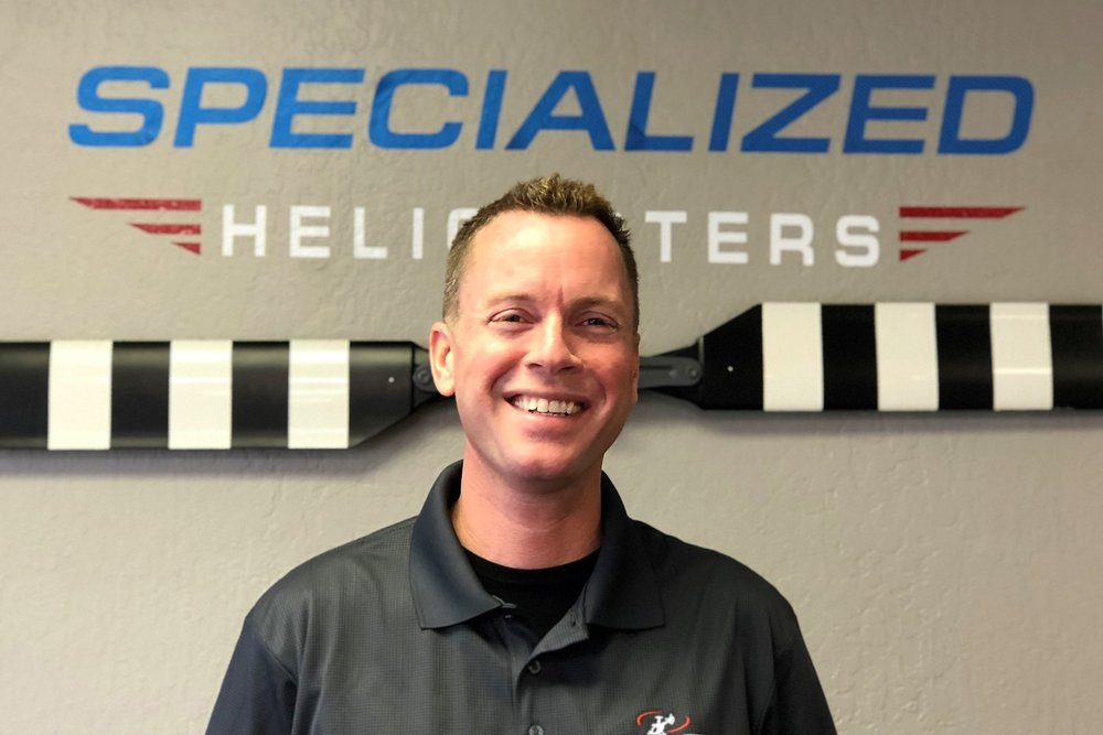 Chris Gularte   Director of Operations / Chief Pilot Chief Flight Instructor - Helicopter   Helicopter Charter / Tour Pilot