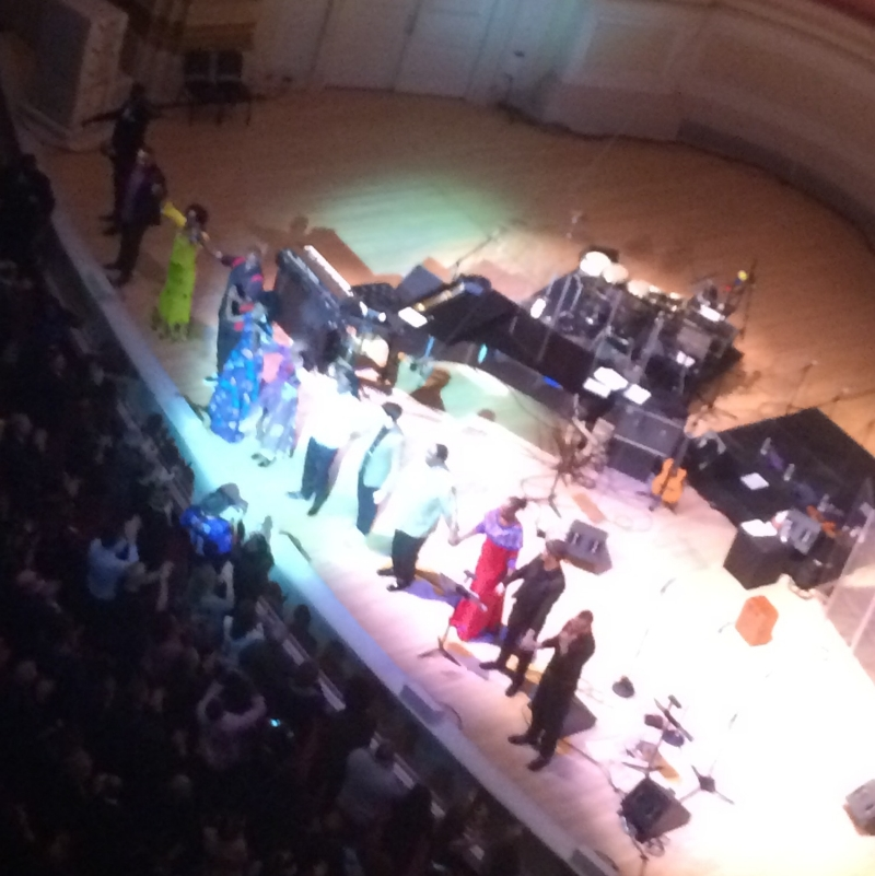 Angelique Kidjo and band - ENCORE!