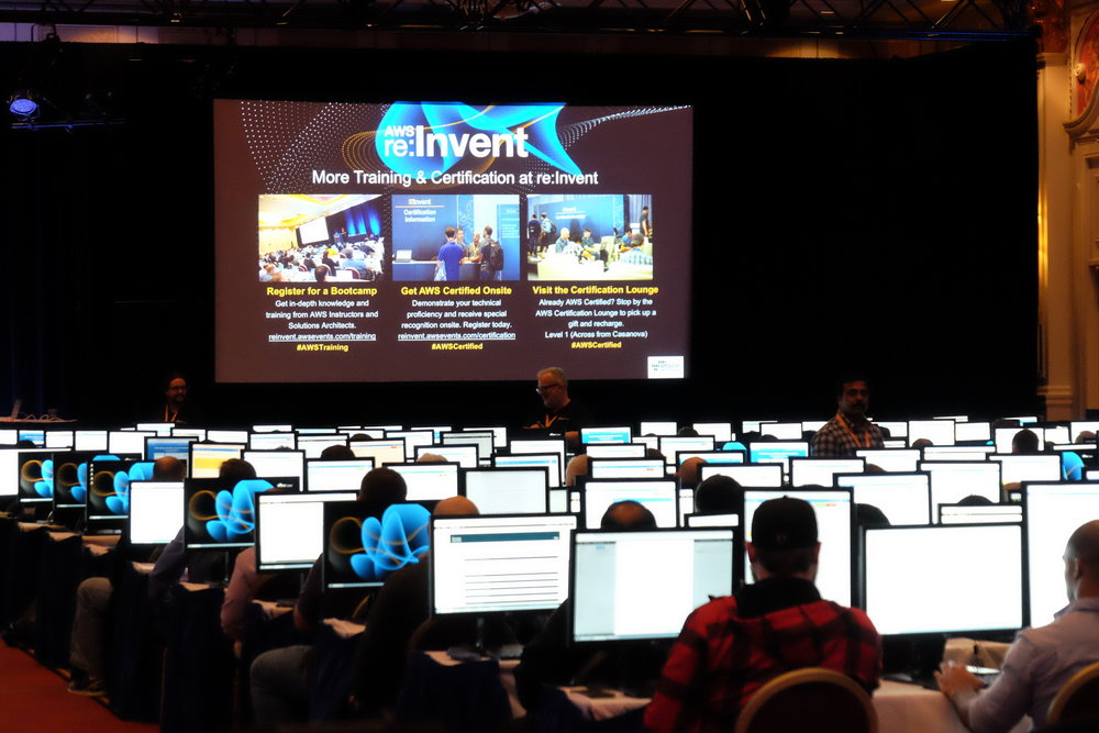 AWS re:Invent Hands-On Workshop