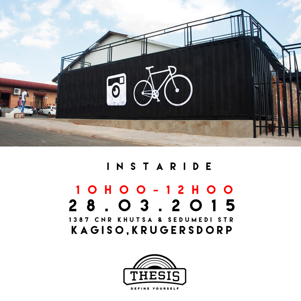 Keeping up with the theme of fitness & socialising, the Instacycle is a activity that mixes up cycling and Instagramming in one. The main focus is to explore the township more and get proper closeness with the community.
