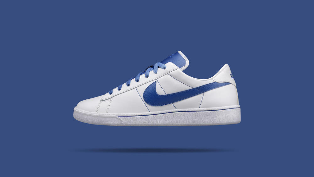 """NikeCourt Classic x colette The term """"classic"""" can be defined as anything that is an outstanding example of a particular style, or something of lasting worth and timeless quality"""