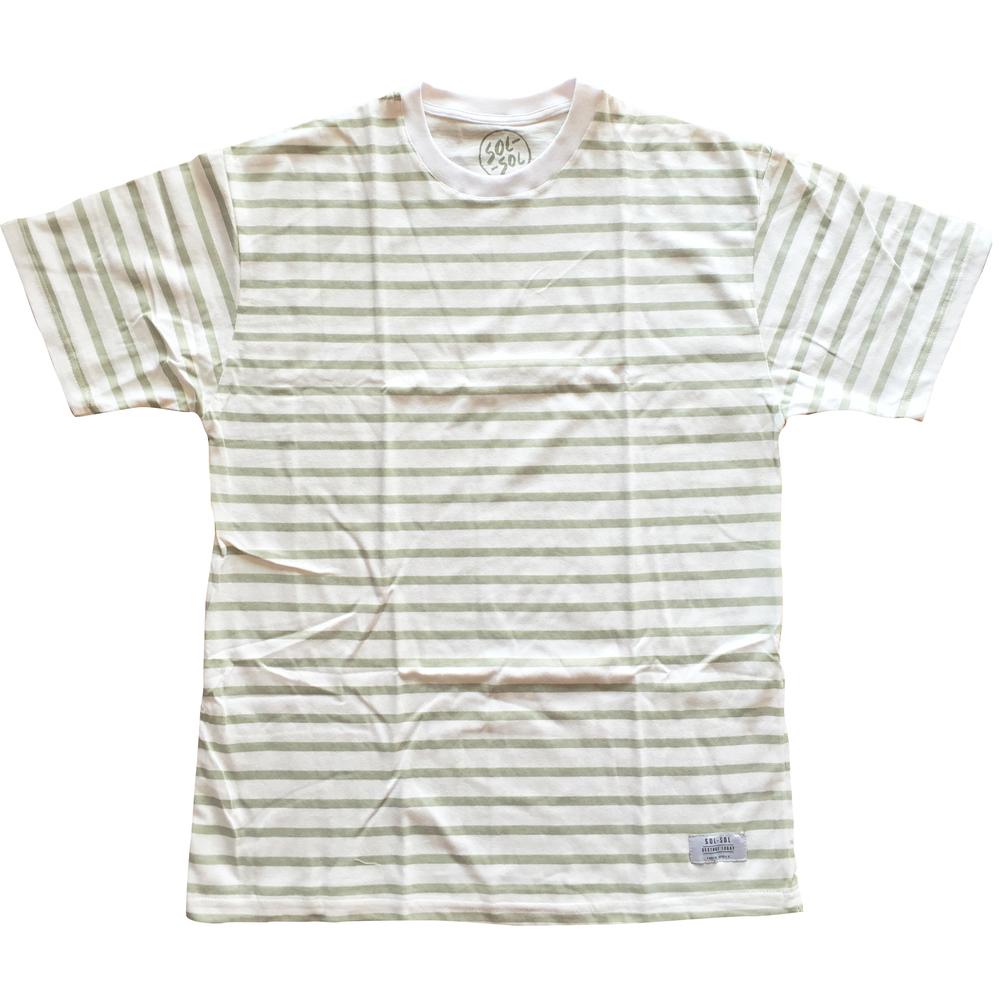 Sol Sol, stripped tee | R280