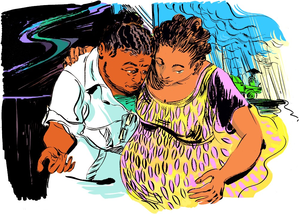 Olikoye  -A touching, short read about how one driver's honesty (and a dose of chance) results in vaccinations being introduced to his village – and beyond. Effectively an ode to Olikoye Ransome-Kuti, former health minister of Nigeria, and Fela Kuti's brother.     Link