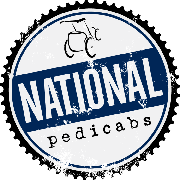 National Pedicabs – 202-269-9090