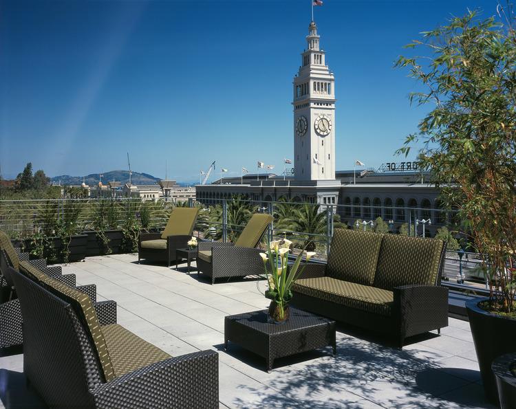 Hotel Vitale + Americano  | San Francisco, CA