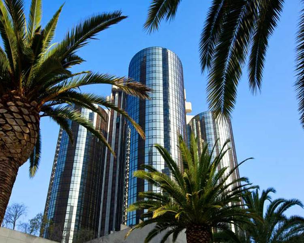 Westin Bonaventure | Los Angeles,CA