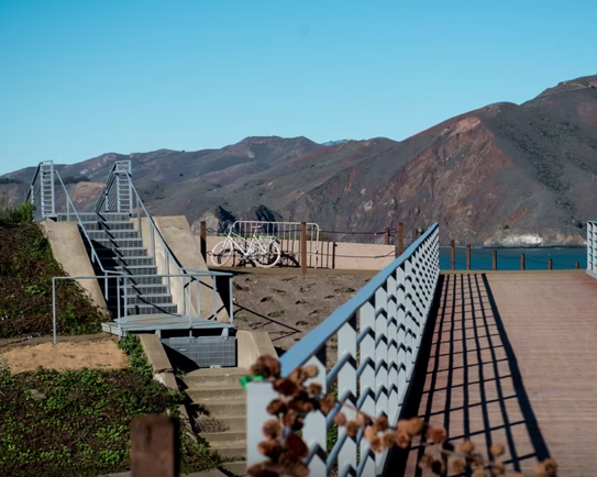 Presidio Coastal Trail Ribbon Cutting Celebration Golden Gate National Parks Conservancy December 16, 2015