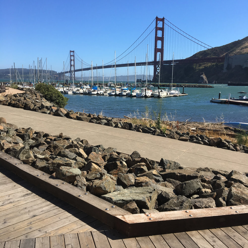 Fort Baker Waterfront  | Sausalito, CA