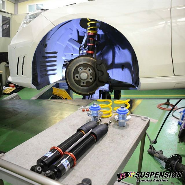#mercedes #benz #j5suspension #aftermarket #korea #madeinkorea #suspension #coilover #