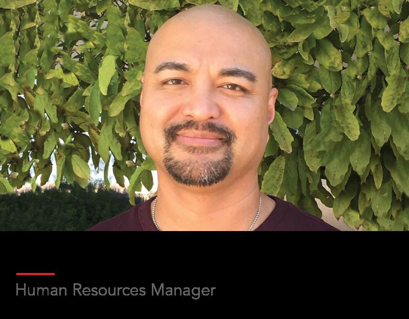 Rick Ramos HR Manager