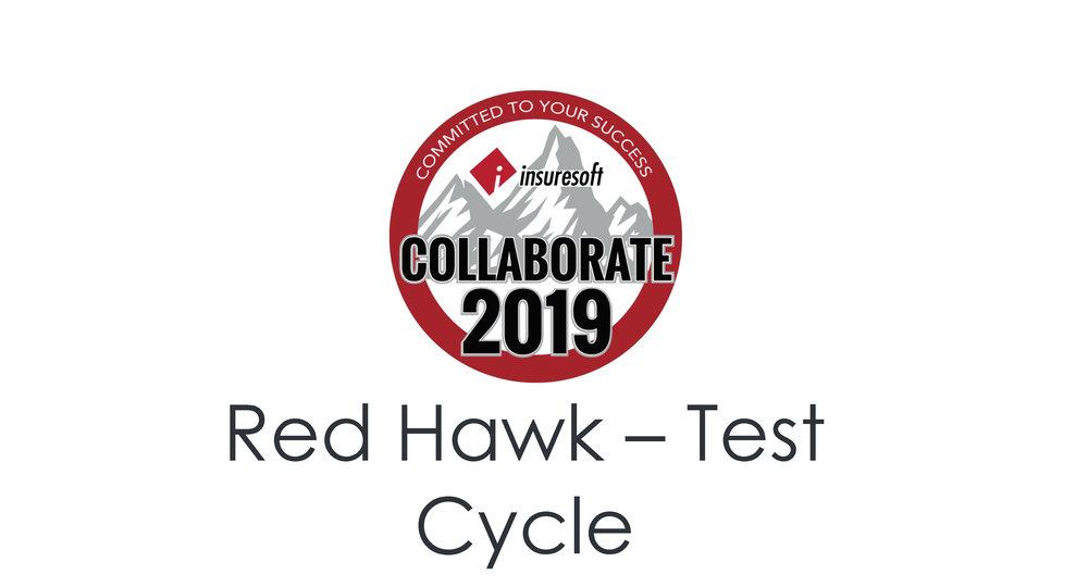 Accelerating User Acceptance Testing  - RedHawk