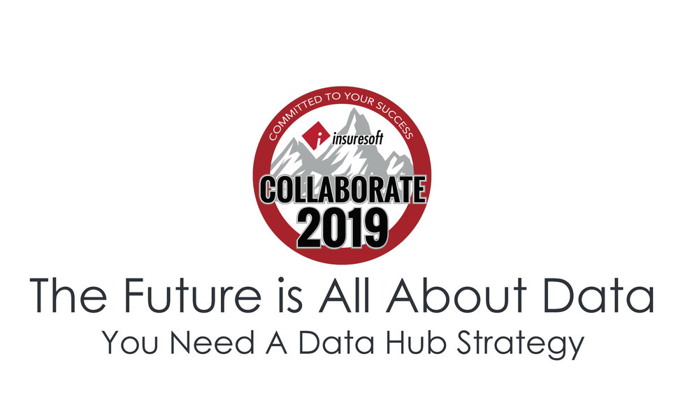 The Future is All About Data -  You Need a Data Hub Strategy