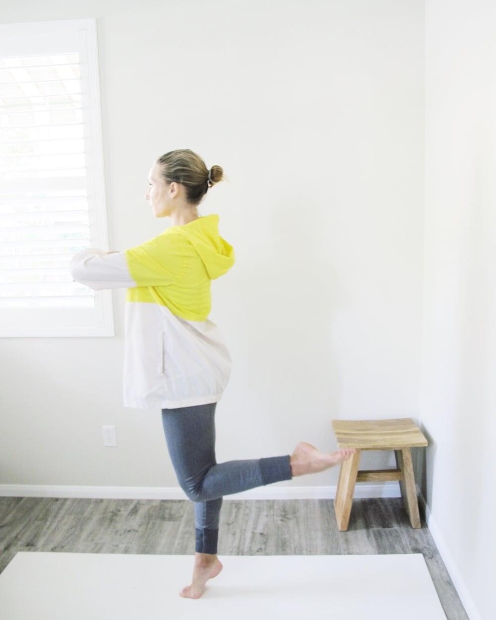 Customized Pilates Video Program